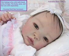 "Reborn ~ Baby Shyann ~ 19"" Vinyl Doll Parts Kit by Aleina Peterson 3039"