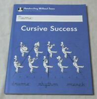 Handwriting Without Tears Cursive Success 4th Grade Student Edition Book New