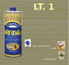 Impregnante antitarlo TIMPEST Lt. 1 incolore inodore tarlo legno Antitarme