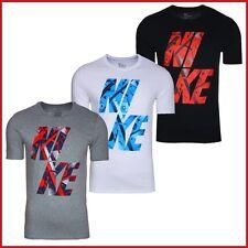 Nike T-Shirt Herren Shirt Sport Fitness Freizeit Shirts  [ S - 2XL ]  NEU  WoW