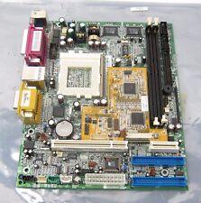 DFI ITOX ST2K-E ST2KE4-100 75513400 PGA370 Flex-ATX Motherboard w/ ST2K-3SL5
