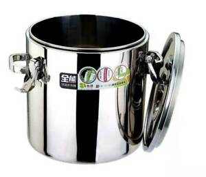 Multi - Purpose 30L heat-preserving Pot - Stainless Steel