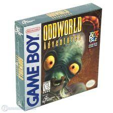 Nintendo GameBoy Spiel - Oddworld Adventures 1 NEU & OVP