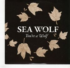 (GH671) Sea Wolf, You're A Wolf - 2008 DJ CD