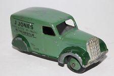 1950's Dinky Toys Van, Custom Advertising