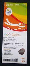 ORIG. ticket juegos olímpicos de río de janeiro 2016-Beach voley 10.08.!!!