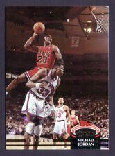 Michael Jordan 1992-93 Stadium Club #1