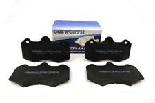 Cosworth StreetMaster Front Brake Pads AP Racing Caliper 6 Piston CP7040
