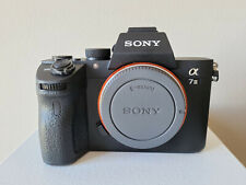 Sony a7 III 24.2 MP Mirrorless Digital Camera (Body Only) - NEAR MINT