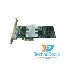 39Y6137 39Y6138 IBM INTEL PRO/1000 PT QUAD PORT PCIe GIGABIT ETHERNET NIC ADAPTE