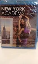New York Academy (Blu ray - Bollino Noleggio) Nuovo e Sigillato
