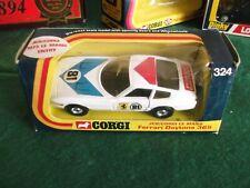 1970's BOXED CORGI No.324 FERRARI DAYTONA 365