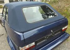 VW Golf 1 Cabrioverdeck - Stoff blau (Baujahr 79-93)