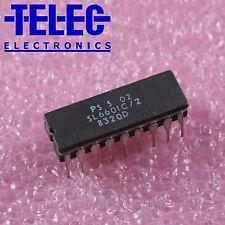 1 PC. SL6601C2 Plessey FM IF PLL Detector Mixer SL6601
