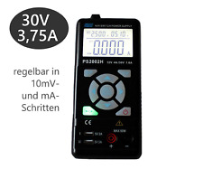 Mobiles regelbares Labornetzgerät 0-30V 0-3,75A Netzgerät Labornetzteil B-WARE