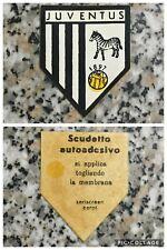 SCUDETTO JUVENTUS ALBUM CALCIATORI PANINI 1962-63 1963 ORIGINALE NUOVO VELINA