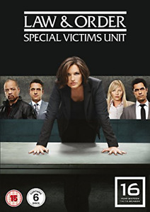 Law and Order- Special Victims Unit - Season 16 [DVD]