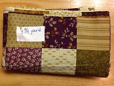 PRAIRIE HOME & COMPANIONS Two Friends 3.75 yd Benartex 100% Cotton Quilt Fabric