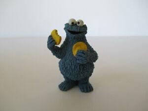 SESAME STREET Rue Sésame Figure Figurine PVC Set Muppets COMICS SPAIN