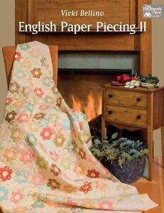 English Paper Piecing II by Vicki Bellino (Paperback, 2014)