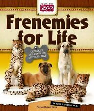 Frenemies for Life: Cheetahs and Anatolian Shepherd Dogs-ExLibrary