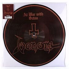 Venom 'At War With Satan' Picture Disc Vinyl - NEW picture disk