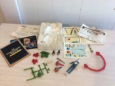 Vintage Micronauts Parts Lot