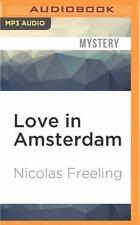 Inspector Van der Valk: Love in Amsterdam 1 by Nicolás Freeling (2016, MP3...
