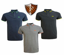 Crosshatch Men's No Pattern Regular Collared Casual Shirts & Tops