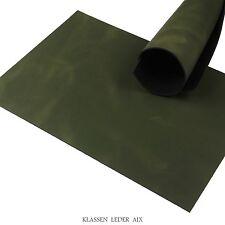 Rindleder Lemon Gelb Soft Pull-Up 2,5 mm Echt Leder Croupon LARP 42