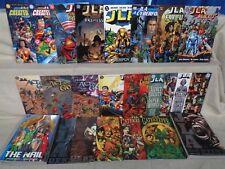 JLA Prestige Format MEGA SET! Justice League, Predator, more! 39 Comics (b 20743