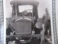 US Army Photo Scout Car 1927 San Antonio Texas Military Vehicle Between the Wars