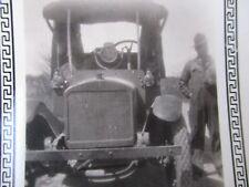 Wwi Era Us Army Photo Early Scout Car 1927 San Antonio Texas Mechanized Vehicle