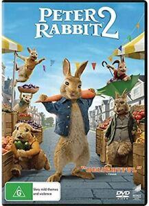Peter Rabbit 2 (DVD), NEW SEALED AUSTRALIAN RELEASE REGION 4 lot 457