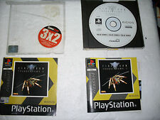 GIOCO PLAYSTATION FIRESTORM THUNDERHAWK 2 - PS1 - PSONE PSX 2