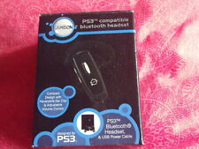 GameOn PS3 Bluetooth Headset/earphone/mic, with manual in very good condition