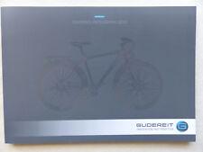 Gudereit Programm 2018 E-Bikes Fahrräder City Trekking X-Line - Prospekt + PL