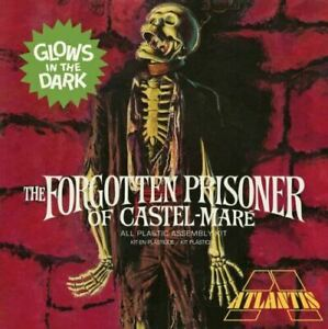 The Forgotten Prisoner of Castel Mare by Atlantis mint in box AWSOME