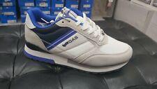 Scarpe uomo Gas GAM113900 1032 bianco blu sneakers sportiva passeggio calzature