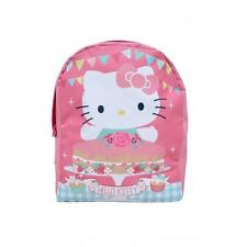 e138f263ca6 NEW Hello Kitty  Tea Party  Childrens Toddler Junior Backpack Bag