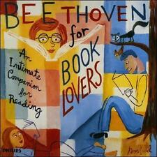 Audio CD Beethoven For Book Lovers - Quartetto Italiano - Free Shipping