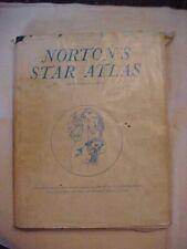 NORTON'S STAR ATLAS AND REFERENCE HANDBOOK by ARTHUR P. NORTON