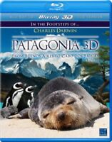 Patagonia 3D+2D - Buenos Aires To Cabo Dos Bahias BLU-Ray NEW BLU-Ray (KAL8258)