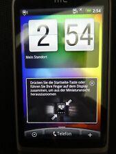 HTC  Desire A8181 - graphit, kein Branding - super Zustand