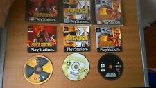 Duke Nukem 3x Paquete De Juegos ps1 tierra del tiempo para matar Nuken Playstation Babes