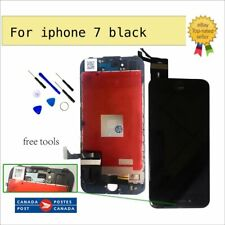 For Black iPhone 7 LCD Touch Digitizer Screen Display Replacement Assembly Front