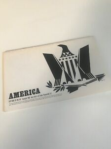 1968 America Clip Book Line Art Harry Volk Jr. Art Studio VINTAGE No. 482