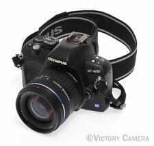 Olympus E-420 w/ Zuiko 14-42mm Lens Kit 10.0 MP DSLR Camera (417-10)