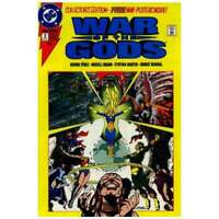 War of the Gods #2 Collector's in Very Fine condition. DC comics [*ih]