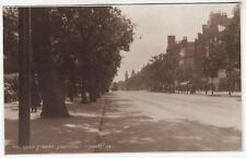 SOUTHPORT - Lord Street - Judges #7151 - c1920s era Real Photo postcard
